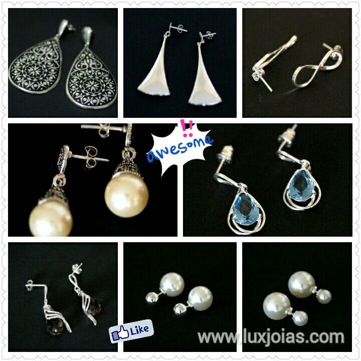 Varejo: http://www.luxjoias.com/brinco-prata-c-106_140.html Atacado/Fabrica: http://catalog.luxjoias.com/brinco-prata-c-106_140.html  Siga-nos: http://www.facebook.com/luxjoias http://instagram.com/luxjoias  #brinco #prata925 #amor #paixao #love #eterno #luxo #joias #vida #familia #prosperidade #uniao #sucesso #amizade #proposta #linda #saopaulo #zonasul #ipiranga #presente #especial #apaixonados #rainha #princesa  - Frete Grátis em diversos produtos - Garantia de 1 ano - Enviamos…