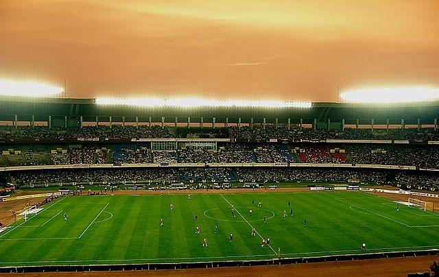 Salt Lake Stadium, Kolkata, India