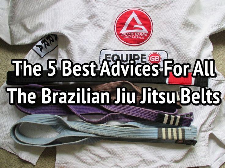 The 5 Best Advices For All The Brazilian Jiu Jitsu Belts
