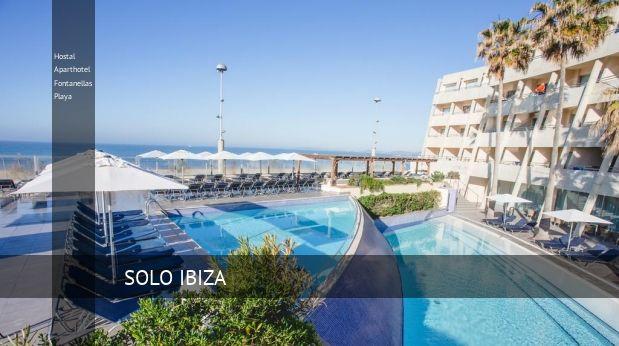 Hostal Aparthotel Fontanellas Playa en Mallorca opiniones y reserva