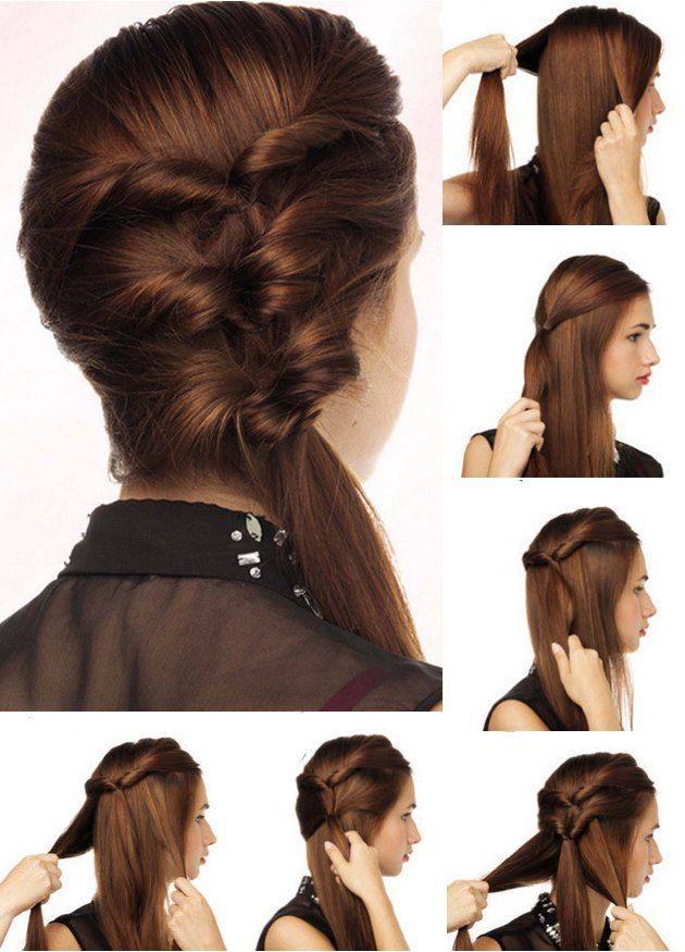 Einfache Und Schone Frisuren Zur Schule Fur Jeden Tag Kurz Haar Fris In 2020 Schone Frisuren Lange Haare Frisuren Lange Haare Anleitung Einfache Frisuren Lange Haare