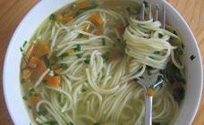 Homemade 2 Minute Noodles Recipe - Soups