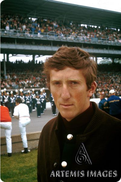 ( 2016 † IN MEMORY OF ) - † Jochen Rindt (18. April 1942 in Mainz, Germany - 5. September 1970 in Monza, Italy)