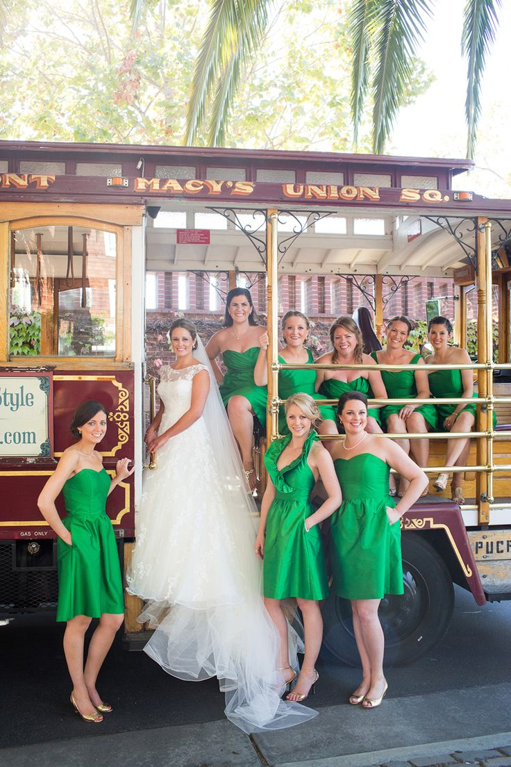 Photography: Janae Shields Photography - janaeshields.com | Spring bridesmaid dresses: