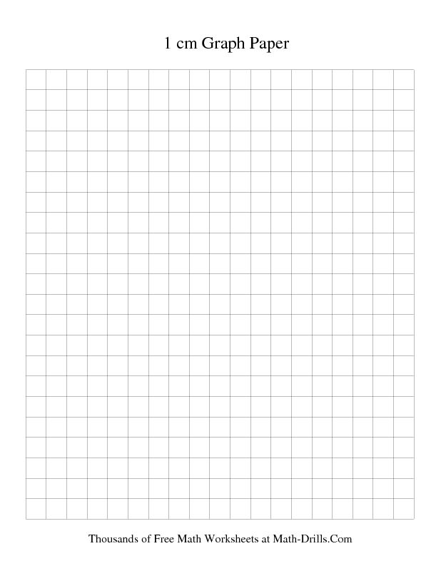 grid paper for math