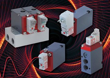Clippard EGV Series Electronic High Flow Poppet Valves #Pneumatic #Clippard