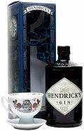 #GinHendricks Midnight Tea Party c/Chávena - Disponível em www.estadoliquido.pt