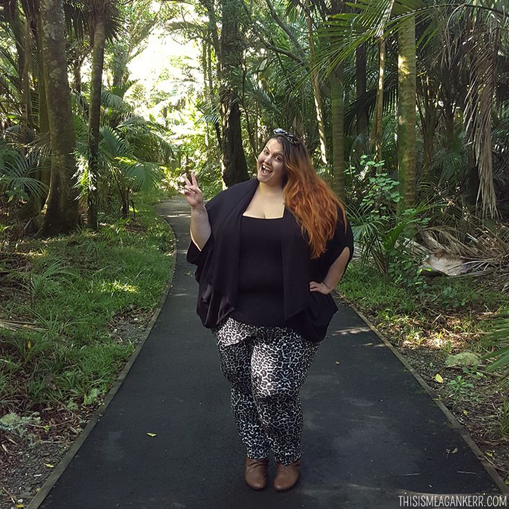 This is Meagan Kerr: Printed Pants from @autographwomen