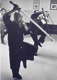 Chinese martial art Cheng Man Ching's Tai Chi Jian