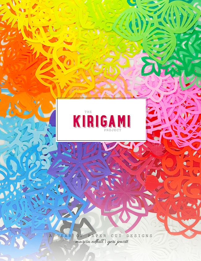 Omiyage Blogs: The Kirigami Project - Free eBook