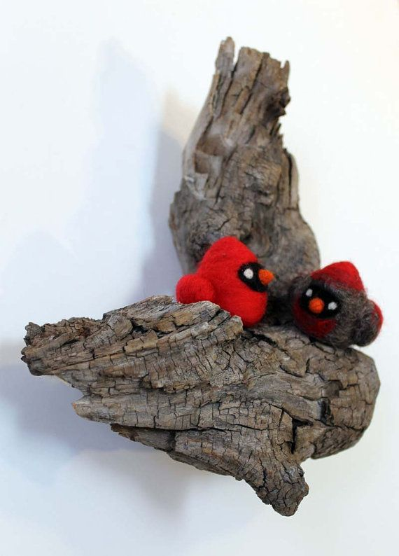 9 best images about Felting on Pinterest | A tree, Nests ...