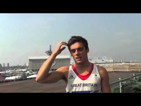 Chris Mears looks back on his Olympic debut at London 2012