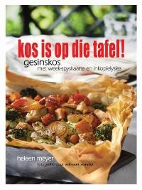 Kos is op die tafel. Courtesy of Lapa Publishers. Photograph by Adriaan Vorster