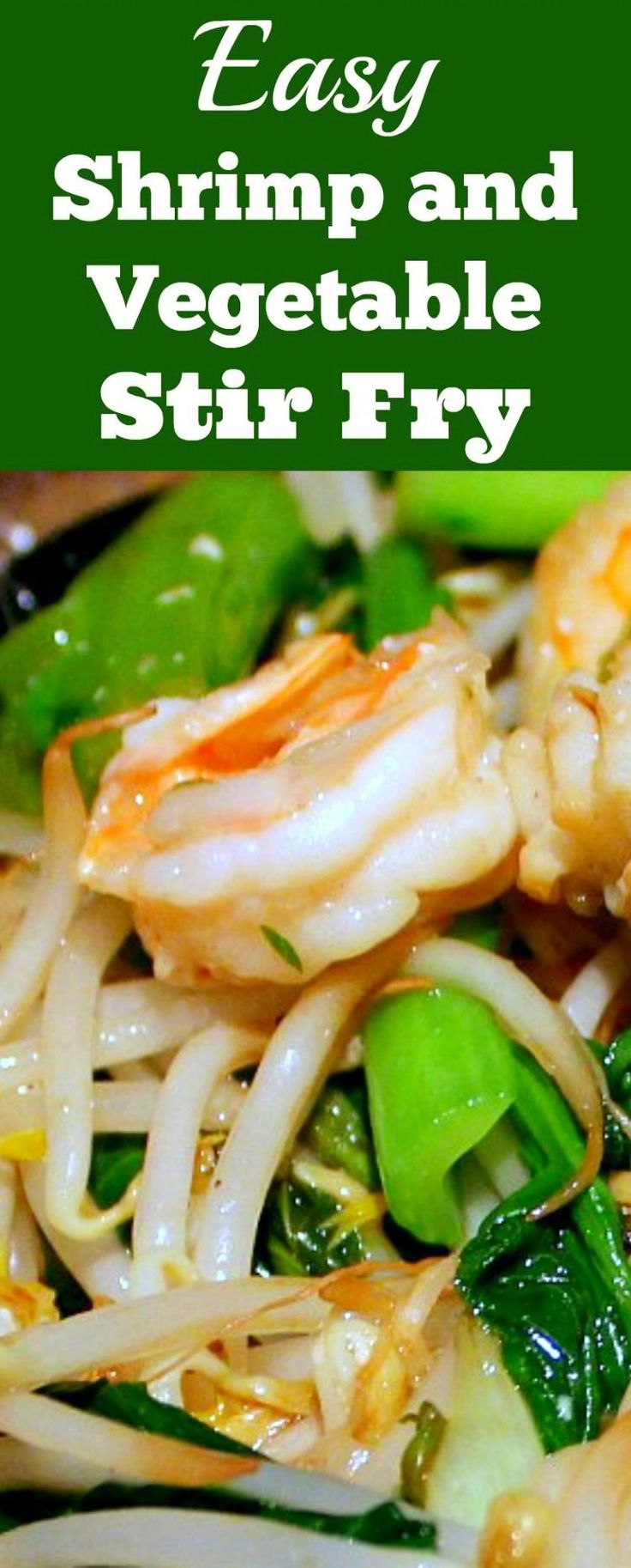 Easy Shrimp and Vegetable Stir Fry Additions of tofu, shrimp, and lovely Chinese vegatables quickly cooked in a delicious Asian sauce makes for a fantastic dinner | Lovefoodies.com #seafoodrecipes #chinesefoodrecipes