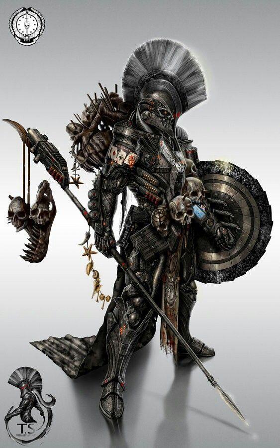 Cyberpunk Ares