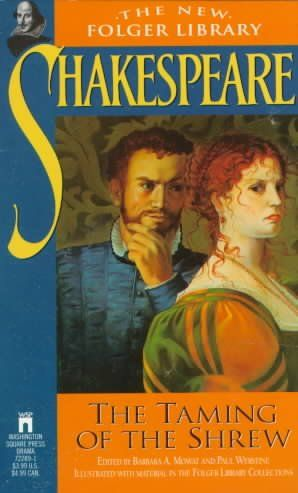 The relation between petruchio and katherine in the taming of the shrew by william shakespeare