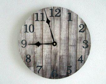horloge sur Etsy, la plateforme de vente internationale du fait main et du vintage.