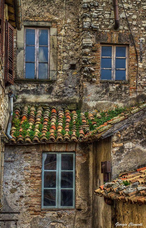 'simplicemente tre finestre' (simply three windows)   georgio clementi