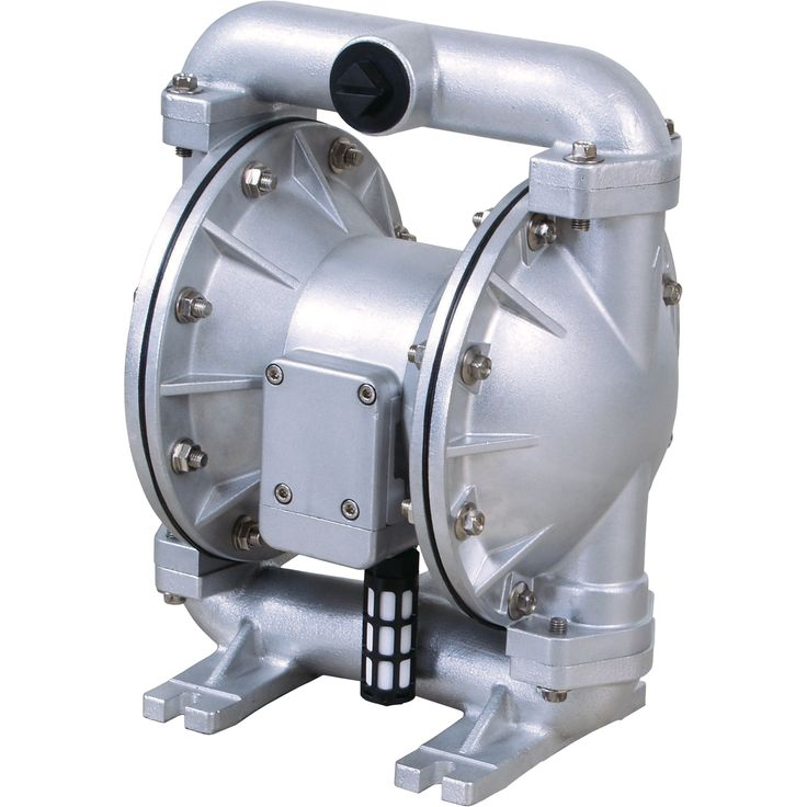 Roughneck Air Operated Double Diaphragm Pump 24 Gpm 1in