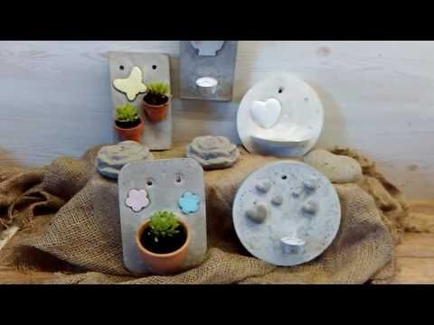 oltre 25 fantastiche idee su basteln mit beton su pinterest betonieren mestieri concreti e. Black Bedroom Furniture Sets. Home Design Ideas