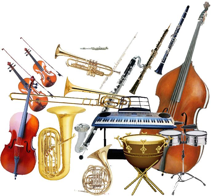 instruments | Concert Band Instruments | All things musical ...