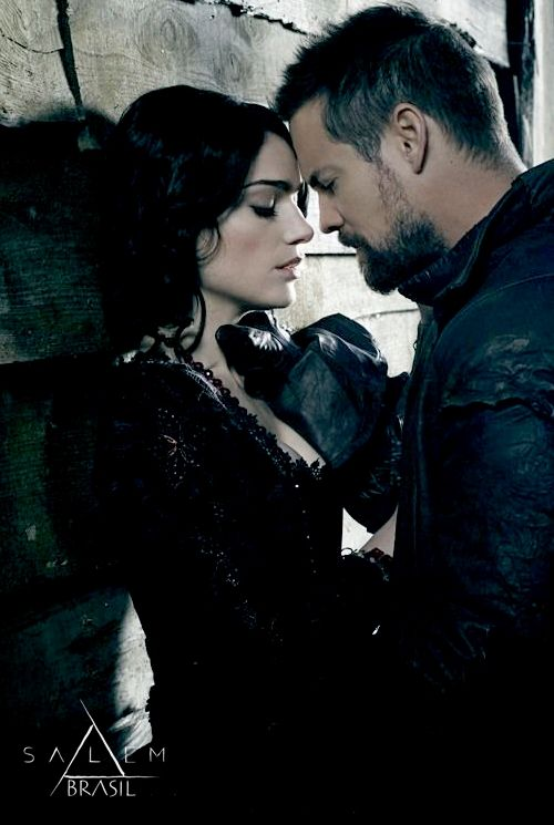 Mary Sibley & John Alden - Salem