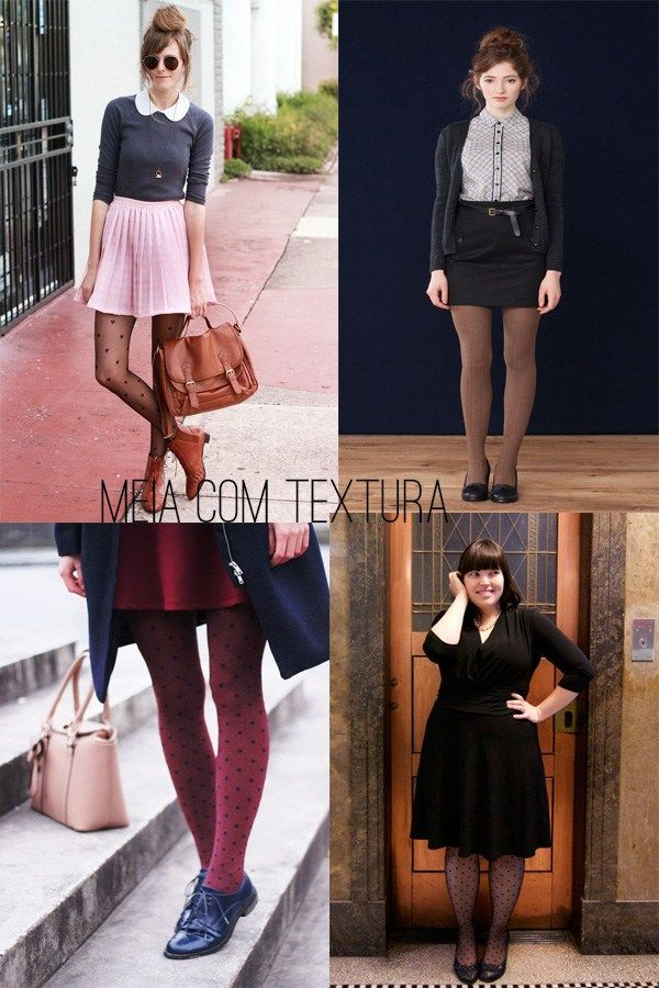 Como usar meia-calça!   Blog Helena Mattos