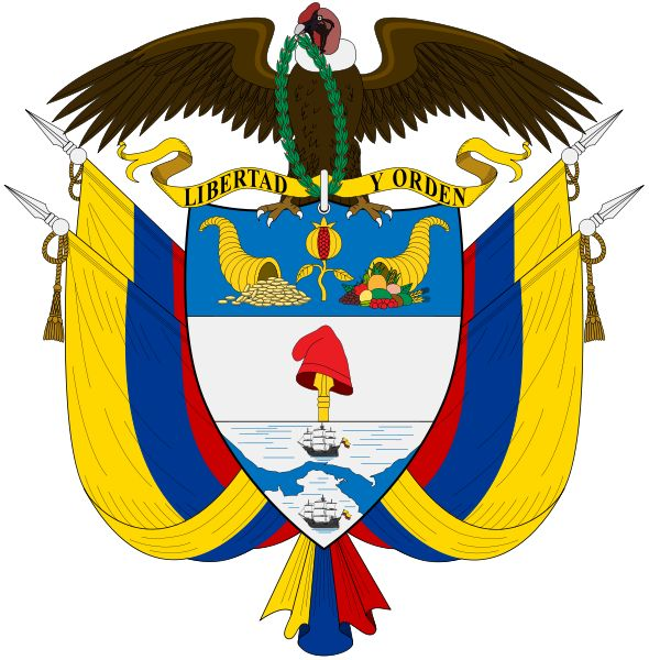 File:Escudo de Colombia.svg