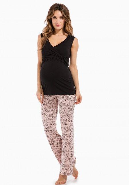 FLORESM - Pyjama grossesse - Envie de Fraise