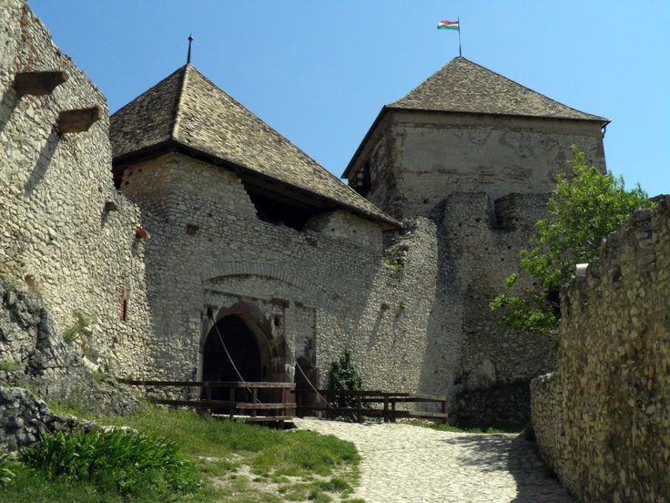 Siklósi vár, Hungary
