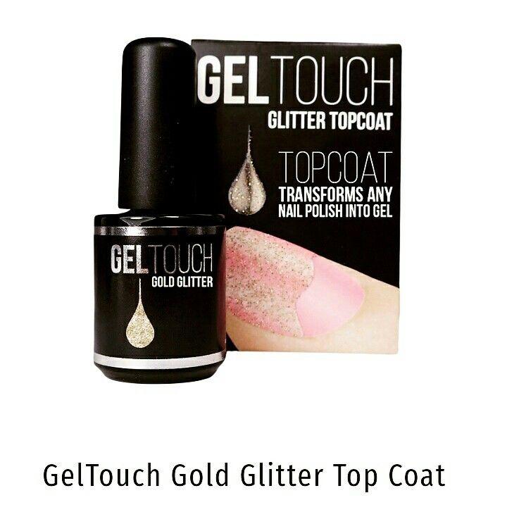 GelTouch GoldGlitter Top Coatto lakier żelowy nadający metaliczny, srebrzysty połysk. LakieryGelTouch Top Coatsą najszybszą i najłatwiejszą metodą uzyskania odświętnego/ imprezowego efektu na paznokciach bez konieczności wychodzenia z domu. Zamieniają jakikolwiek lakier do paznokci w połyskliwy żel w ciągu zaledwie 60 sekund!  LakieryGlitter Top Coatssą dostępne w 3 wariantach: złotym, srebrnym i brązowym (Gold, Silver and Bronze). Nadaj swoim paznokciom blask w oka mgnieniu…