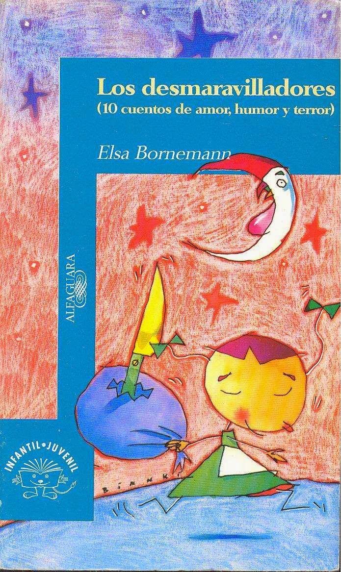 Una de las escritoras más importantes de la Literatura infantil y Juvenil de Latinoamérica.   Nació en Buenos Aires. Fue Profesora en Letra...