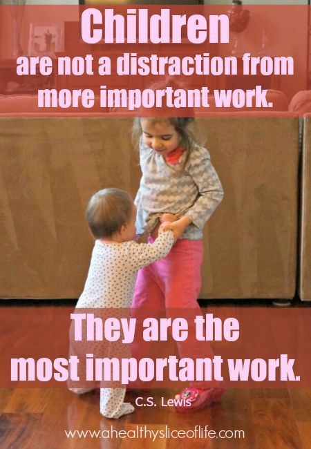 """""""Children are not a distraction from more important work.  They are the most important work,"""" CS Lewis  Very true indeed!!! The joys of #motherhood, sigh! #MothersDay #parenthood"""