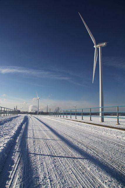 Winter | Zeeland | Snow | www.ruiterplaat.nl