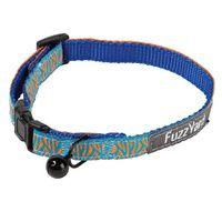 "Fuzzyard ""New York"" Cat Collar with Safety Clip"