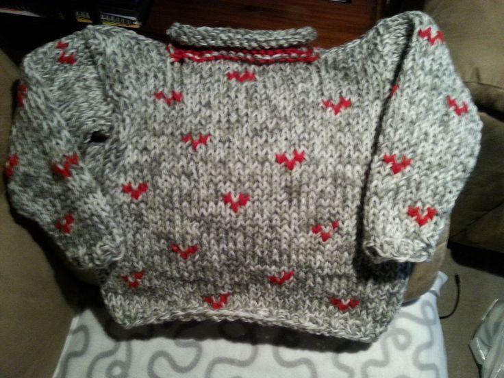Månetoppen-genser