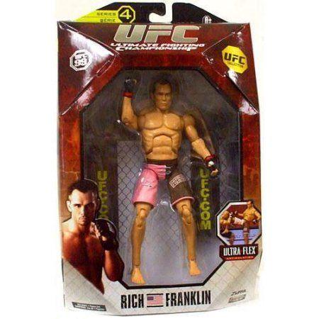 UFC UFC Collection Series 4 Rich Franklin Action Figure [UFC 99], Multicolor
