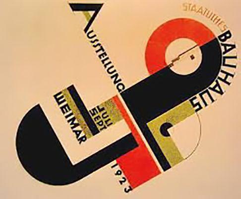 bauhaus poster 1923 images galleries with a bite. Black Bedroom Furniture Sets. Home Design Ideas