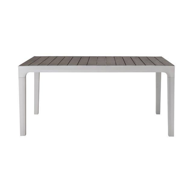 149 table en pvc harmony 160 x 90 cm castorama terrasse pinterest metals and tables. Black Bedroom Furniture Sets. Home Design Ideas