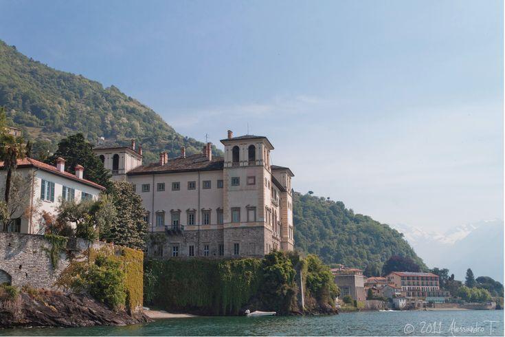Palazzo Gallio   Gravedona #lakecomoville