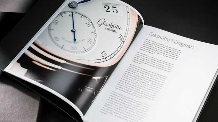 Summer competition - Glashütte Original - Win a book about the history of Glashütte   Industry News   WorldTempus