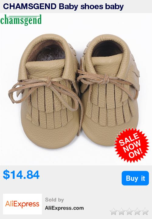 CHAMSGEND Baby shoes baby moccasins winter autumn Baby Toddler Winter Moccasins Tassel Shoes Firstwalker Boots Leather Shoes * Pub Date: 16:50 Apr 12 2017