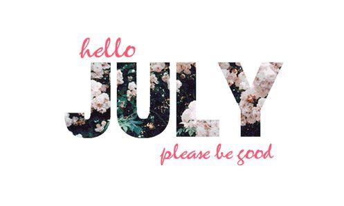 Hello July Animations para darle la bienvenida al mes de Julio tal y como se merece.