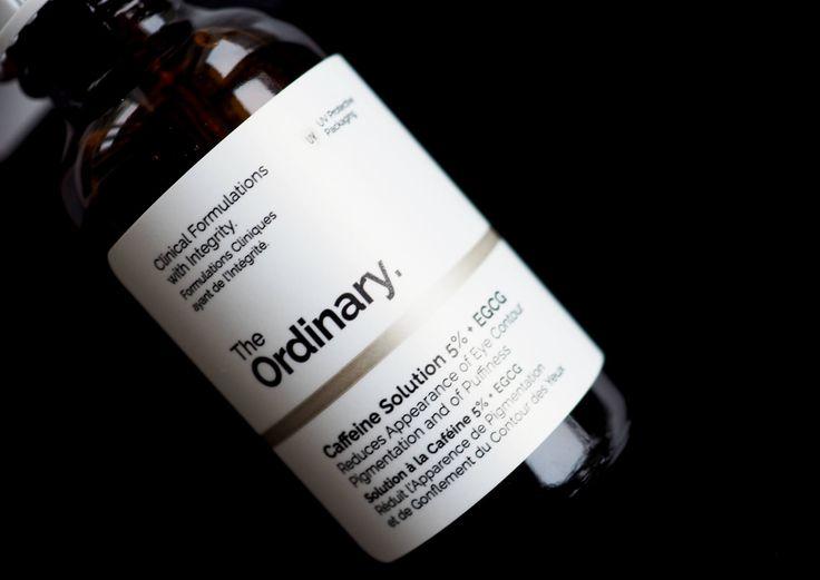 recnezja The Ordinary Caffeine Solution 5% + EGCG https://www.deliciousbeauty.pl