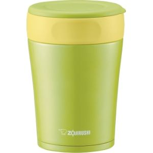 Zojirushi Steel Food Jar, Green