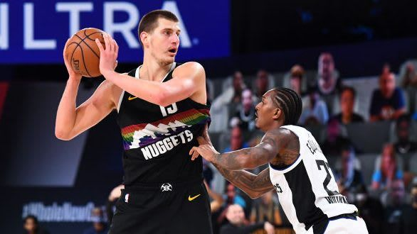 Hustling Executing Nuggets Rally From 19 Down To Force Game 7 Vs Clippers The Los Angeles Www Bit Ly P Spo Sports Sp In 2020 Lou Williams Game 7 Michael Porter Jr