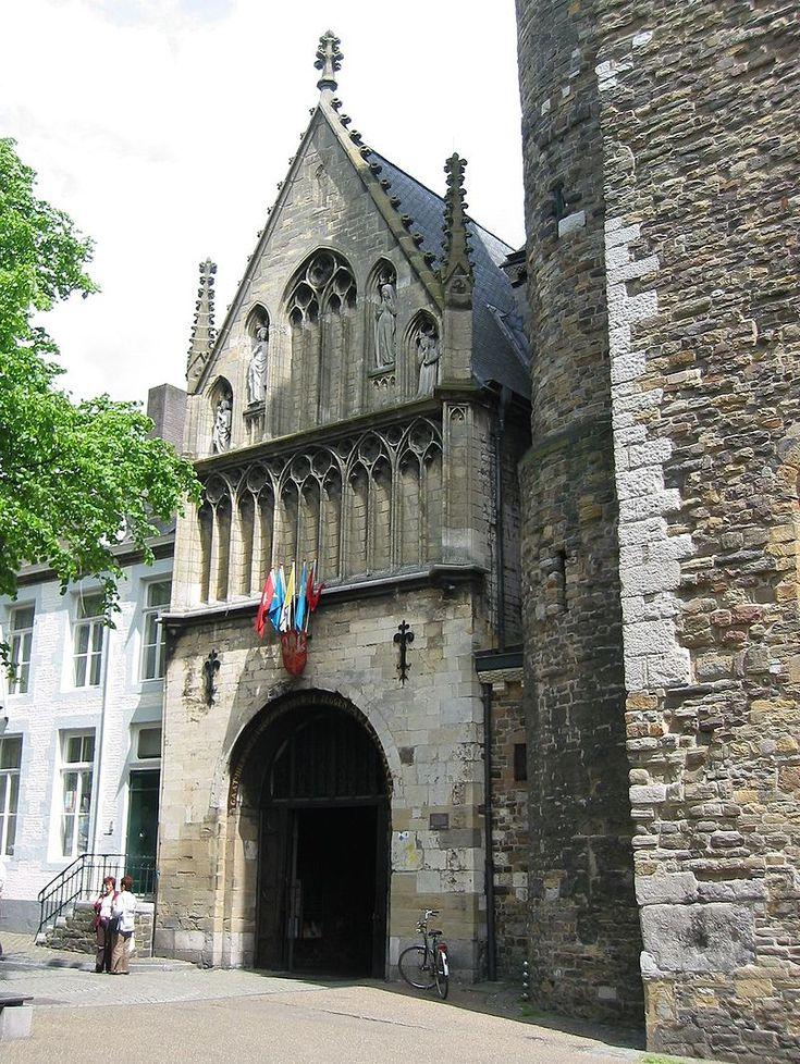 Onze Lieve Vrouwebasiliek - Basilica of Our Lady, Maastricht - Entrance Merode chapel