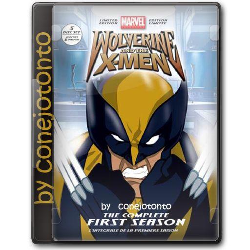 conejotonto.blogspot: Wolverine y los X-Men  [Temp 1]