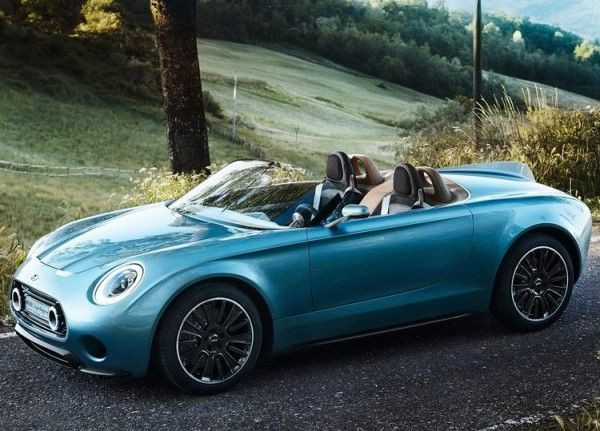 2014 Mini Superleggera Vision 600x431 2014 Mini Superleggera Vision Full Review with Images