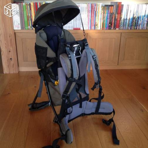 Porte-bébé randonnée Deuter Kid Comfort I plus Equipement bébé Ille-et-Vilaine - leboncoin.fr